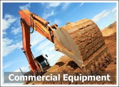 Commercial xEquipment